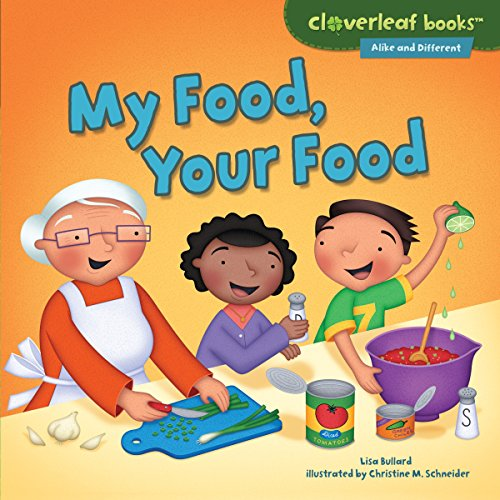 My Food, Your Food copertina