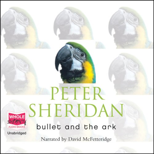 Bullet and the Ark audiobook cover art