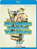 Mr Hobbs Takes a Vacation [Blu-ray]