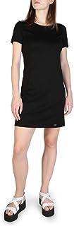 A|X Armani Exchange womens Classic Slim Work Dress Business Casual Dress
