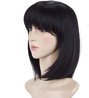 black girl shoulder length bob