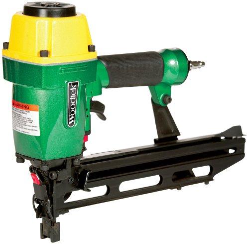 Review Woodtek 124415,portable Power Tools, Air, Nailers, 16 Ga 7/16 Crown Stapler 1-2