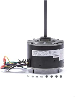 1/6 hp 1075 RPM 48 Frame 208-230V 5 5/8 Diameter Condenser Fan Motor # EM3727 by EconMaster