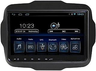 Central Multimídia Caska Original Navpro Android Jeep Renegade Todos