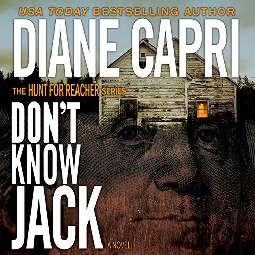 Don't Know Jack: Hunting Lee Child's Jack Reacher cover art