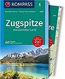 KOMPASS Wanderführer Zugspitze, Werdenfelser Land: Wanderführer mit Extra-Tourenkarte 1:40.000, 60 Touren, GPX-Daten zum Download