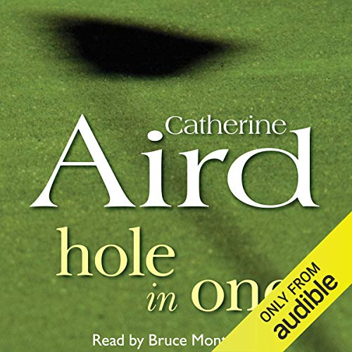 Hole in One audiobook cover art