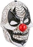 Rubies- Mascara Payaso Mordiscos, Multicolor, Talla única (S5145)