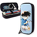 Vigilantes especiales Detective Conan Impresión completa Atractivas bolsas de lápices personalizadas para pruebas