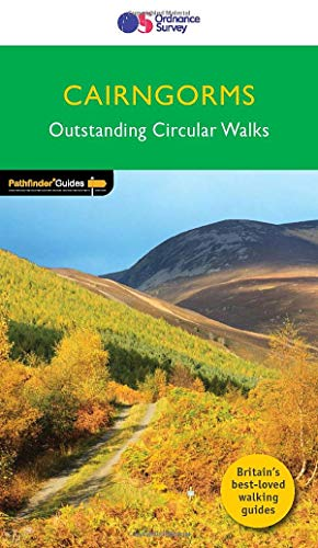 Brookes, J: Cairngorms (Pathfinder Guides)