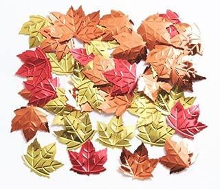 Creative Converting Embossed Maple Leaf Confetti