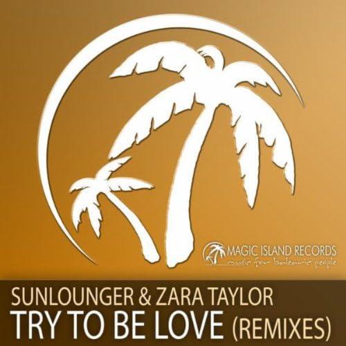 Sunlounger & Zara Taylor
