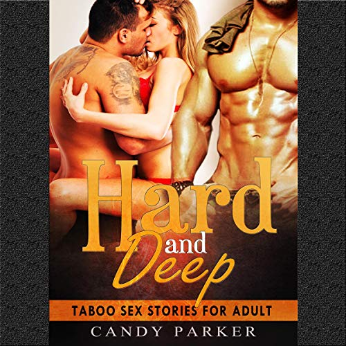 Hard and Deep audiobook cover art