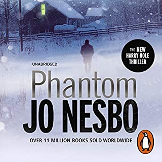 Phantom: A Harry Hole Thriller, Book 9 Titelbild