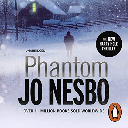 Phantom: A Harry Hole Thriller, Book 9 cover art