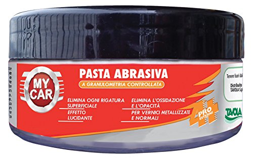My Car, Pasta Abrasiva, Granulometria Controllata,...