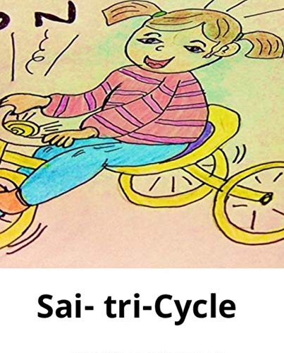 Sai tri Cycle: Children's growth picture book (English Edition)