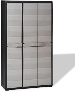 Amazon.fr : armoire metallique : Jardin
