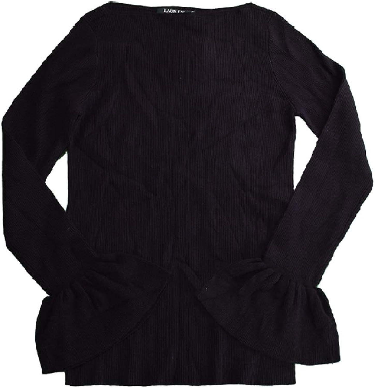 Lauren Ralph Lauren Womens Zakaria Modal Boatneck Sweater