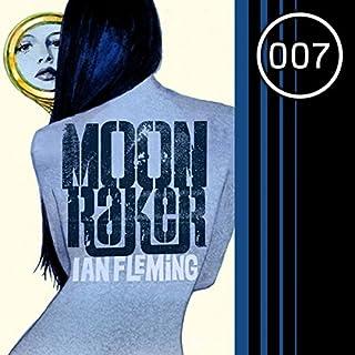 Moonraker audiobook cover art