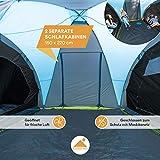 Zoom IMG-2 skandika hammerfest tenda da campeggio