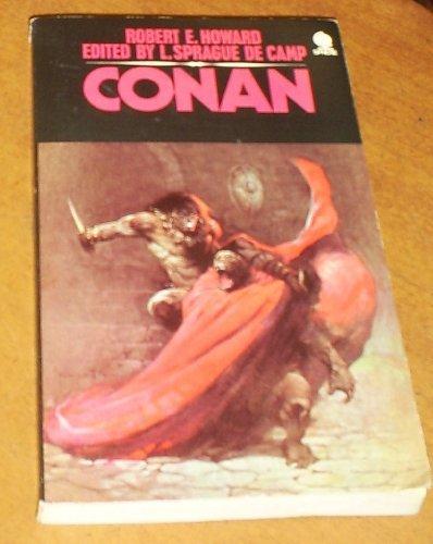 CONAN 0722146914 Book Cover