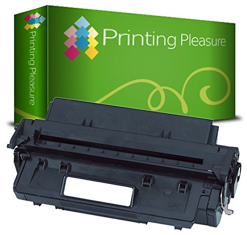 Printing Pleasure C4096A 96A Premium Toner Schwarz kompatibel für HP Laserjet 2200, 2200D, 2200DN, 2200DSE, 2200DT, 2200DTN, 2200N, 2100, 2100M, 2100SE, 2100TN, 2100XI