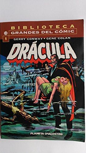 Biblioteca grandes del comic: Dracula numero 01