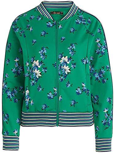 King Louie Collegejacke Biba Baseball Jacket Amalfi Fern Green Grün XL