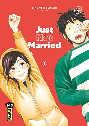 Just Not Married Edition simple Tome 3
