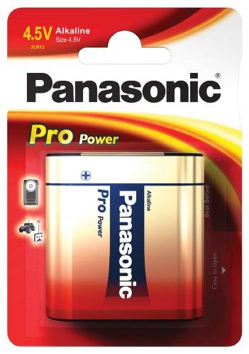 Panasonic 1704 Pro Power Batterie 3LR12 4.5V