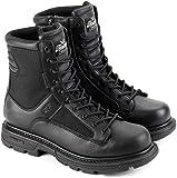 Thorogood Men's 834-7991 Gen-Flex2 Series 8' Waterproof Tactical Side Zip Boot, Black - 11 M US