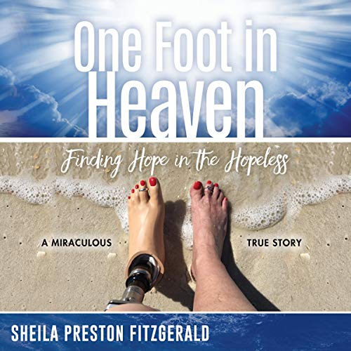 One Foot in Heaven Audiobook By Sheila Preston Fitzgerald cover art
