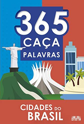 365 caça-palavras - Cidades do Brasil