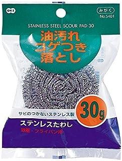 【ケース販売】54012 ステンレスたわし 30g 360個(10個×36)