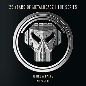 25 Years of Metalheadz – Part 1