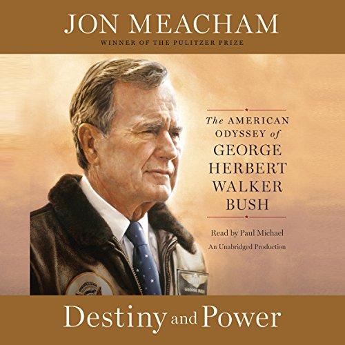 Destiny and Power audiobook cover art