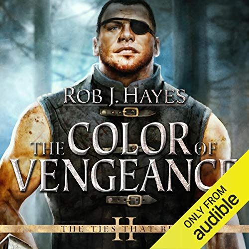 The Color of Vengeance cover art