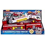 Spin Master Paw Patrol Ultimate Rescue Fire Truck vehículo de Juguete...