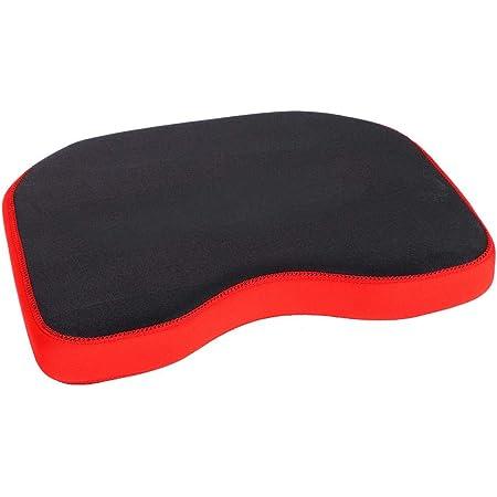 Black Wolfgo Kayak Seat Cushion-Thicken Soft Kayak Canoe Fishing Boat Sit Seat Cushion Pad Accessory