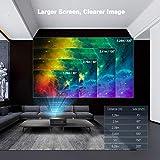 Zoom IMG-2 proiettore excelvan videoproiettore 5500 lumen