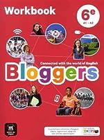 Bloggers 6e (A1-A2) - Workbook d'anglais de Frédéric Chotard