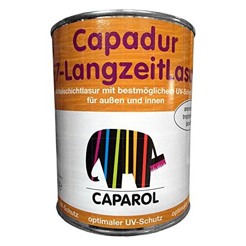 Caparol Capadur F7 Langzeitlasur, 2,5 Liter in Nussbaum