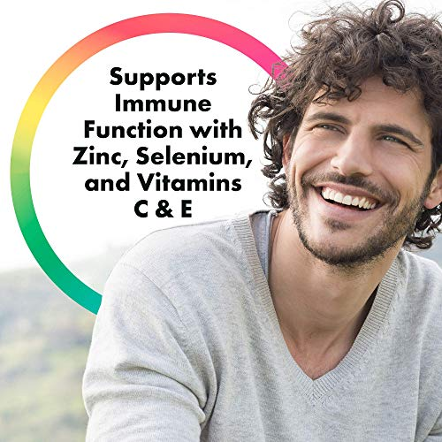 Rainbow Light Men's One Multivitamin for Men, with Vitamin C, Vitamin D, & Zinc for Immune Support, Clinically Proven Absorption of 6 Key Nutrients, Non-GMO, Vegetarian & Gluten Free, 150 Tablets 4