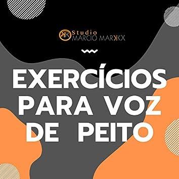 Exercícios Para Voz de Peito