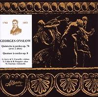 Onslow: String Quartet/String
