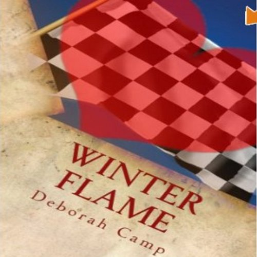 Winter Flame audiobook cover art