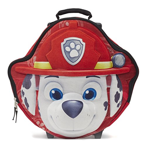 Paw Patrol Marshall Diecut Hard Luggage ABS Pilot Case