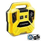 TROTEC Compressore PCPS 10-1100,1100 W, Quantità d'aria erogata 180 l/min, Pressione mass...
