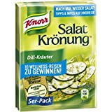 Knorr Salat Kronung (Salad Herbs and Dill), Pack of 5 by N/A